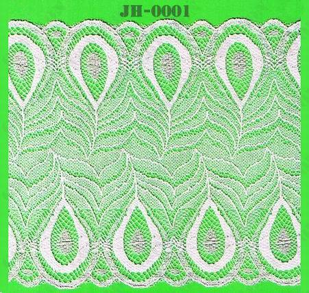 Voile Lace (JH-0001)