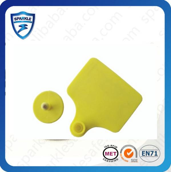 long range animal RFID ear tag