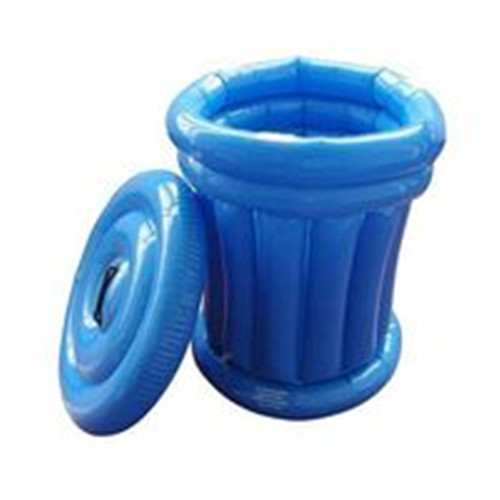 Promotions Inflatable Table top Cooler Inflatable table cooler bucket