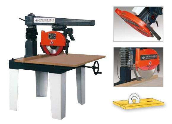 woodworking Radial arm saw