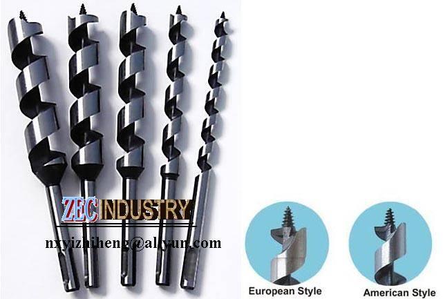 Wood Drill Bits - Auger Bits