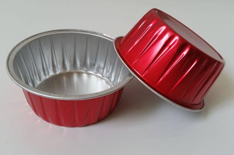 aluminum foil pudding cup