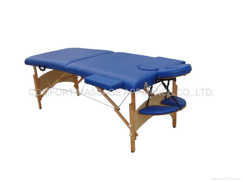 NEW-Fashion wooden massage table MT007B