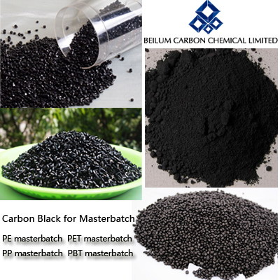 Pigment Carbon Black for Plastics,Masterbatch,Cable and Film and staple fiber.-www.beilum.com