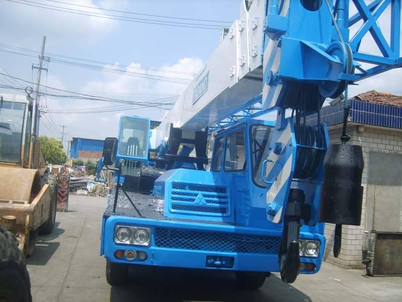 used Tadano25ton truck crane