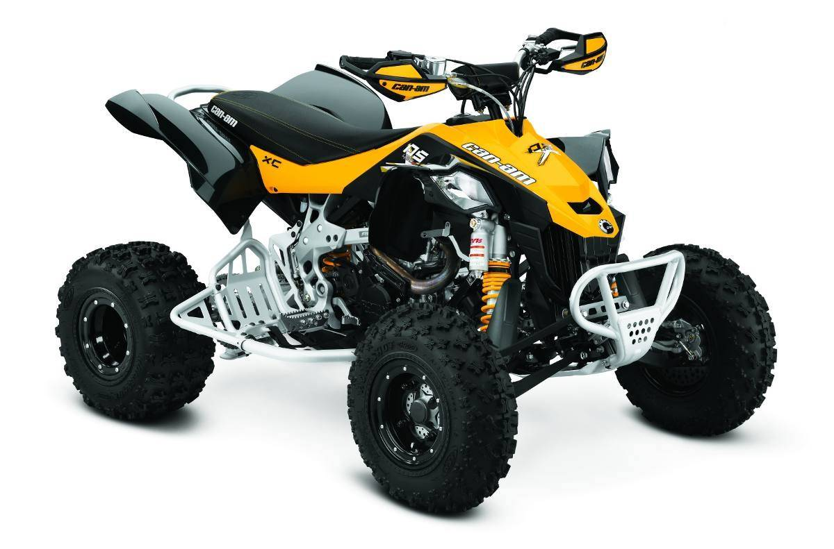 2014 Can-Am DS 450 X-xc