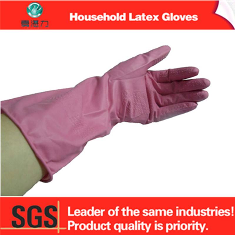 metallic pigment laundry &household rubber latex gloves