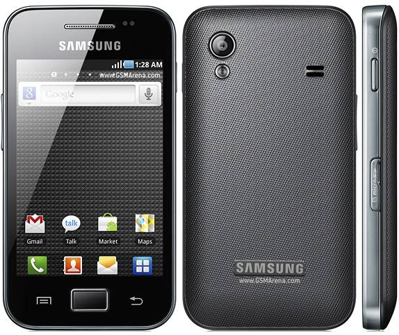 Original unlocked Android mobile phones Samsung Galaxy Ace S5830