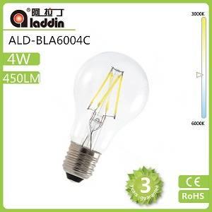 New Arrival 4w led filament bulb