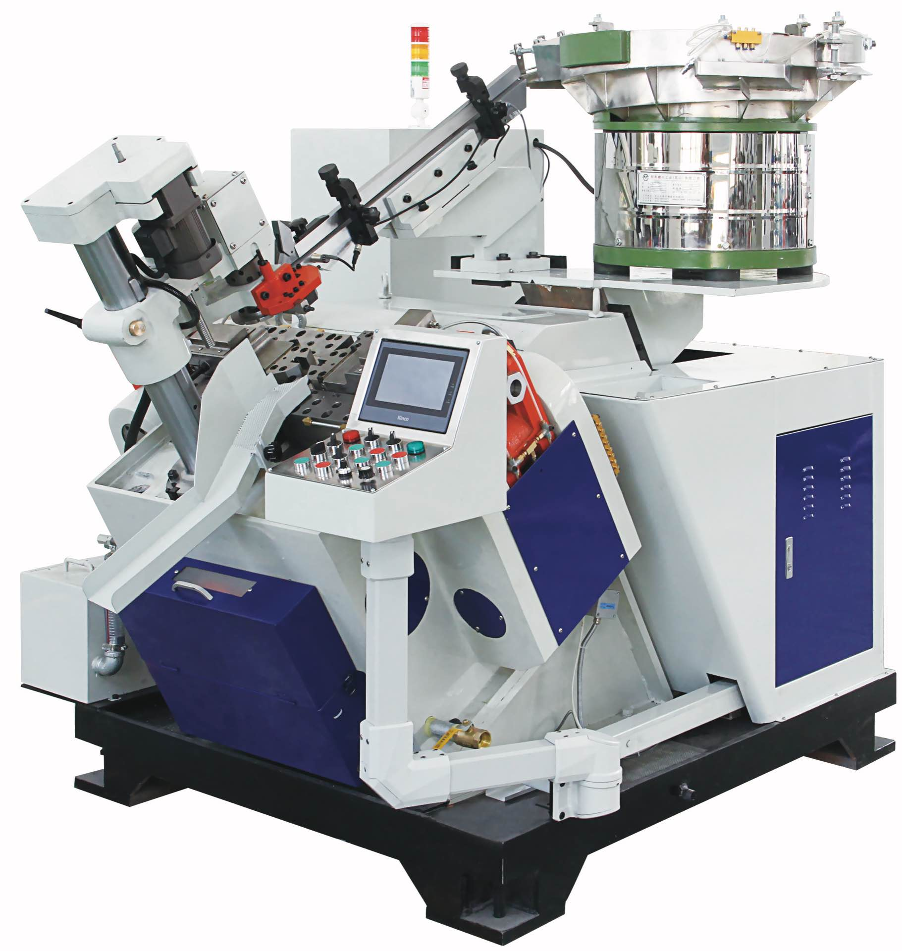 High Speed High precision Self Drilling Screw Point Forming Machine AE-5150D