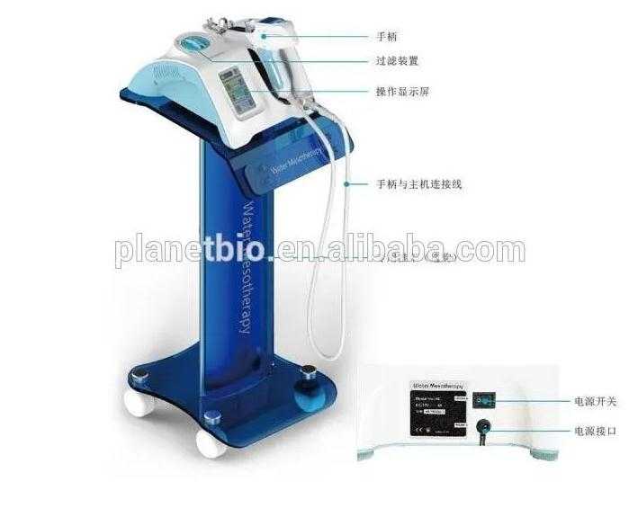 Hot Mesotherapy Water Injection Gun for Mesotherapy