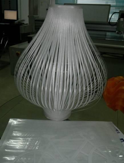 lamp-chimney imitation sheepskin hull cutter machine
