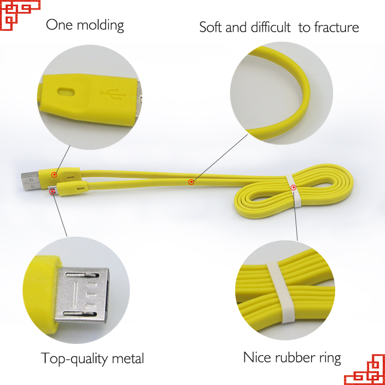 sell TL-67 Global Carnival Digital High Speed Touch Accessories Data Cable Micro Data Cable