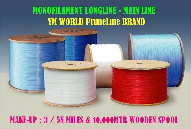 Monofilament longline - Main line