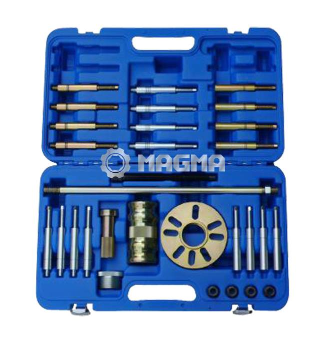 (MG50438A)18 Pcs Wheel Hub Puller Set