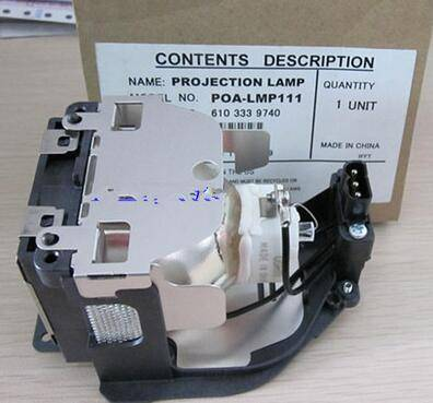 projector lamp; dmd chip