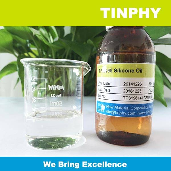 Raw Material for Cosmetic Silicone Oil TP 3196