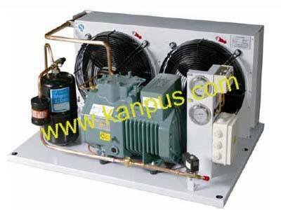 Refrigeration Condensing Unit (condenser unit, refrigeration equipment, air conditioning equipment)