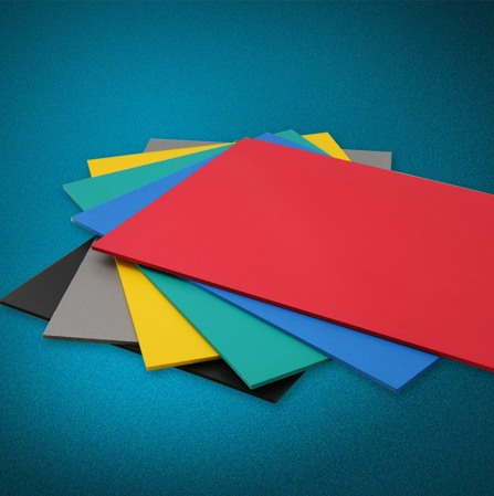 Virgin 100% PVC CELUKA SHEET Advertising printing materials furnitures application Forex Board