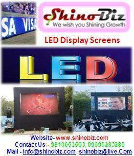 Indoor outdoor led screen supplier, screen dealer, importer, on rent Lucknow, utterpradesh