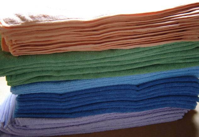 supply microfiber towel