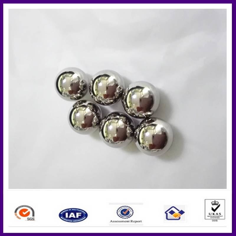 AISI440C stainless steel ball