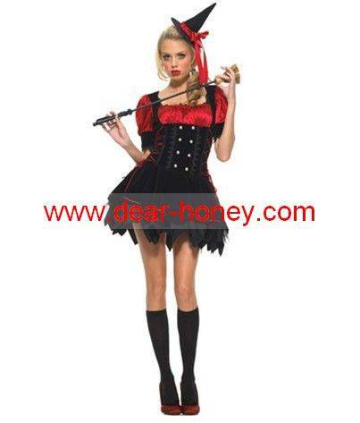 Witch Halloween Costume MH-816