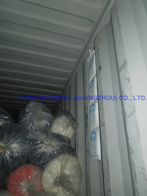 Cargo Dry Desiccant Against Damaging Moisture