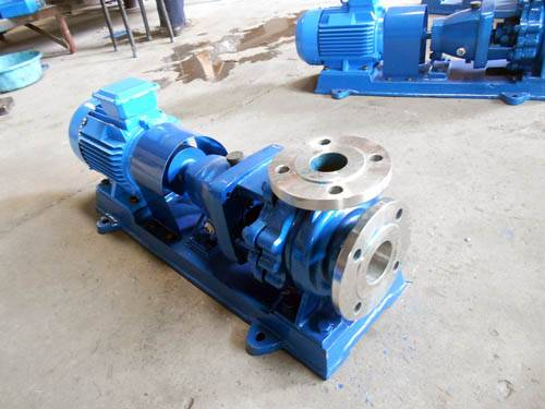 IH and IS single-stage chemical centrifugal water pump