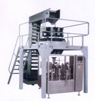 Multi-heads weighing Packing Machine