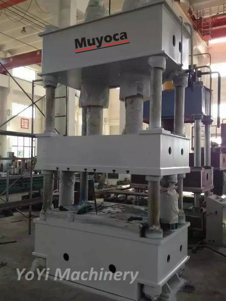 800T hydraulic press kitchen sink