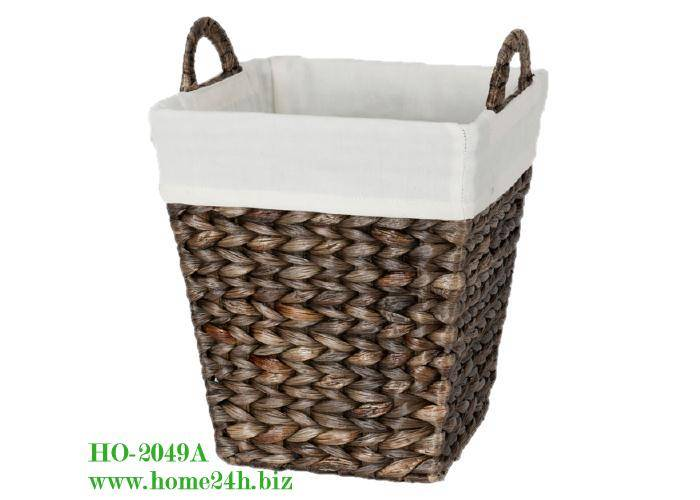 Water Hyacinth basket.