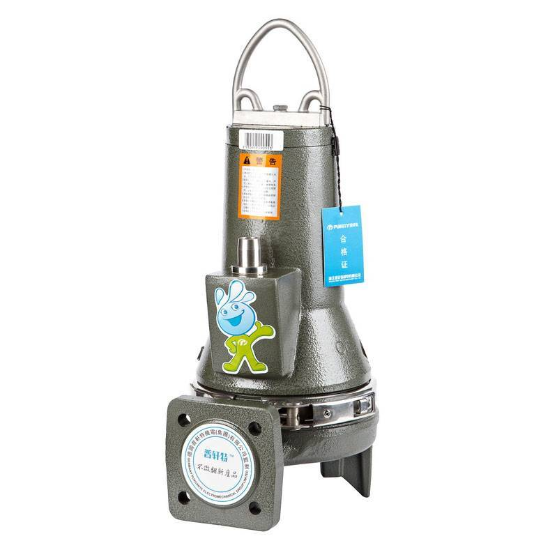 Heavy Duty Submersible Sewage Grinder Pump WQAS(D)