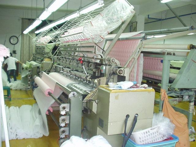 QUILTING MACHINE EMBROIDERY MACHINE AND OTHERS