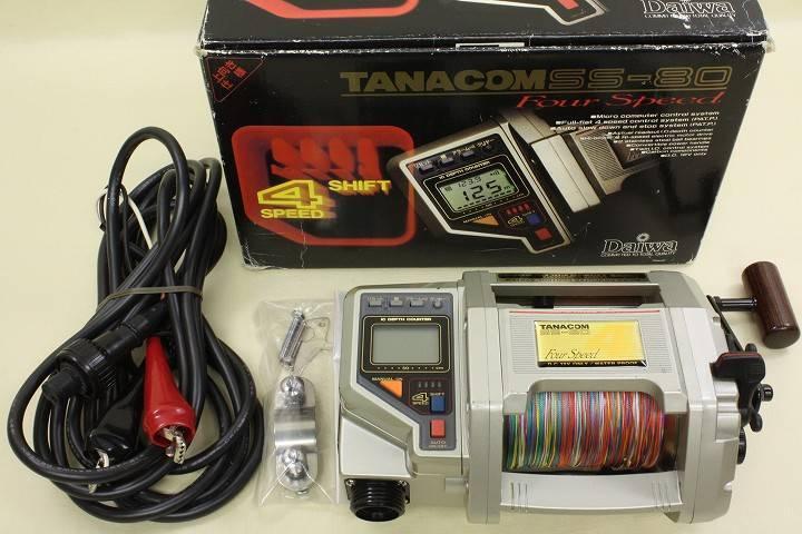 Daiwa Tanacom SS-80 4-Speed Big Game Electric Reel