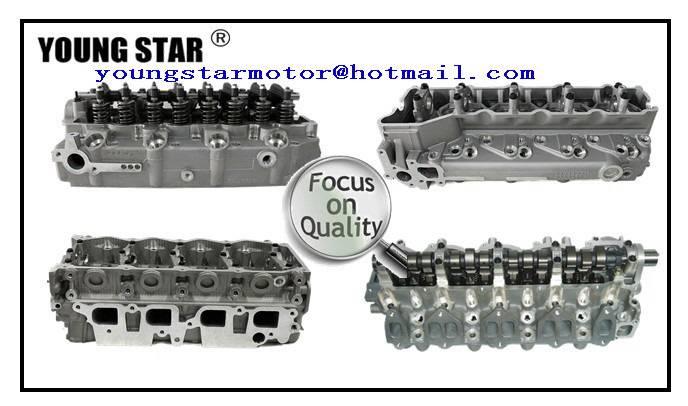Toyota 2L Cylinder Head (New Model