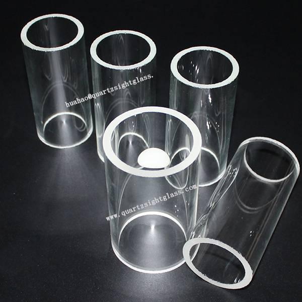 High Quality Cylinder Glass Tube