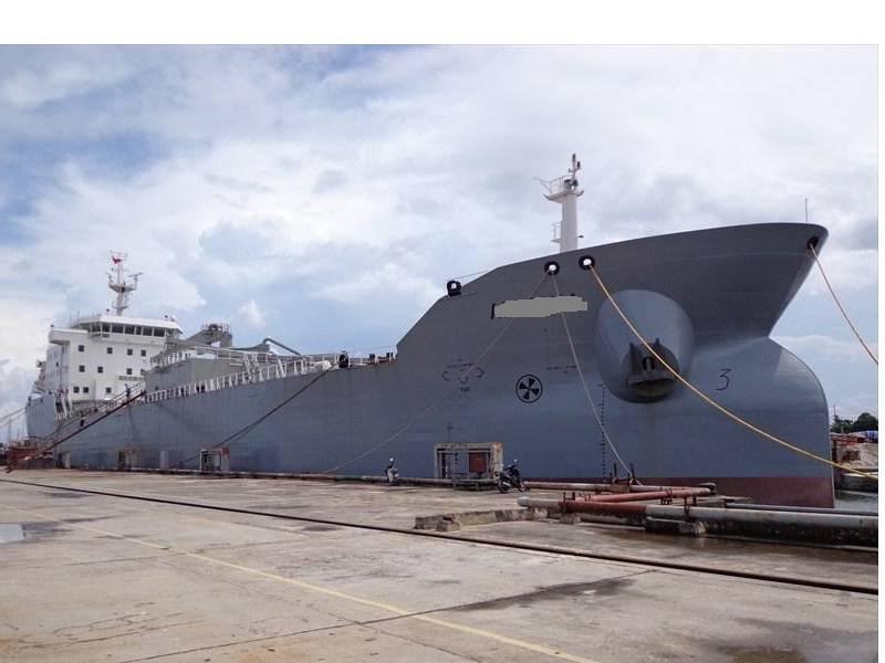 Cement bulk carrier 17200 DWT.2012, Ref C4129