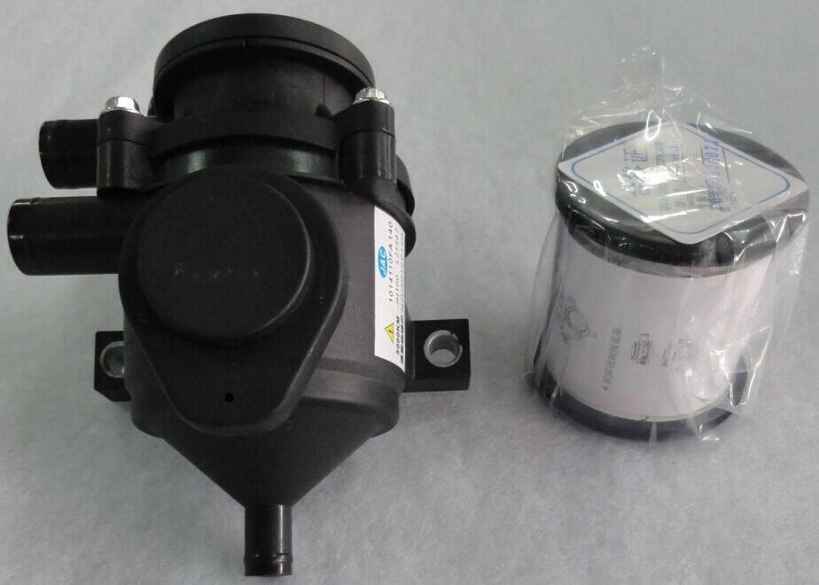 oil gas seperator,prevent with filter,140,4DA1