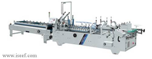 CE-AUTOMATIC FOLDER GLUER