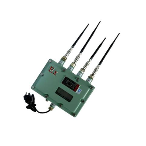 Explosion-Proof Type Mobile Phone Signal Jammer, 110-220V AC/50Hz Power Supply