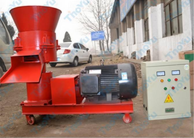 High efficiency organic fertilizer granulating machine