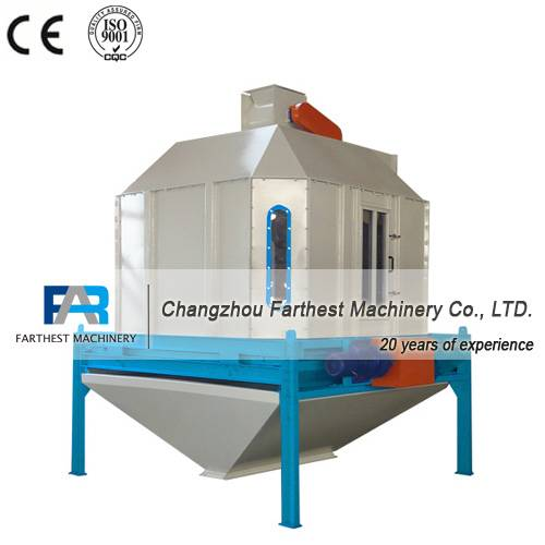 High Output Livestock Feed Cooling Equipment