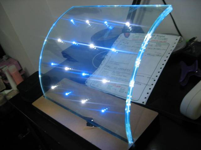 whole new light Glass for building and decoration