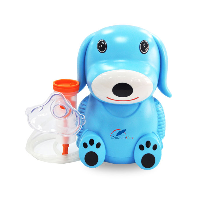 Sin-100d Cartoon Nebulizer/Sinzonecare Cartoon Nebulizer/Children Nebulizer/Nebulizer for Kids