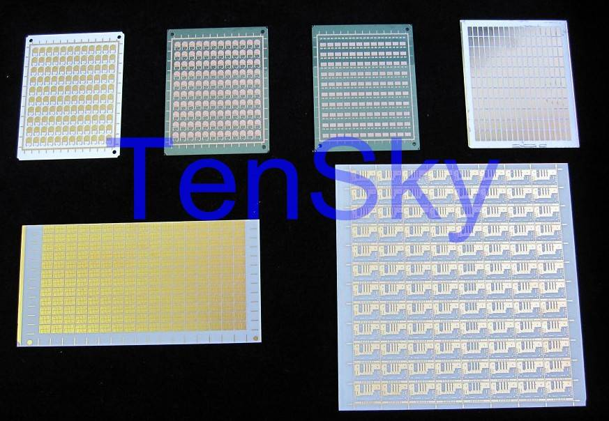 LED packaging, Fibre located, high-frequency communications