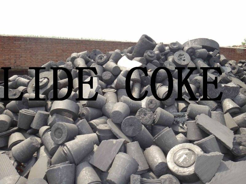 scrap graphite electrode for foundry/Graphite Electrode Scrap