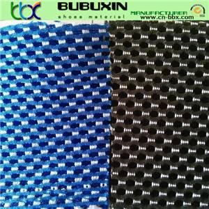 NT695 100% Polyester Tricot Sofa Fabric Sandwich Mesh Fabrics