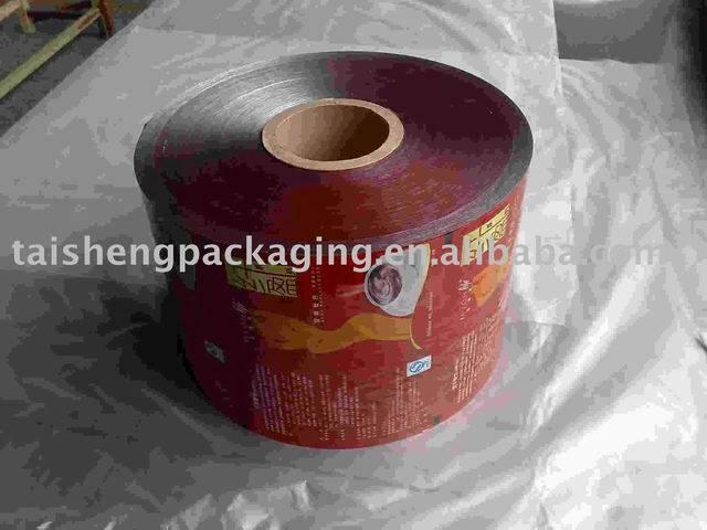 Plastic Food Grade Bags 002