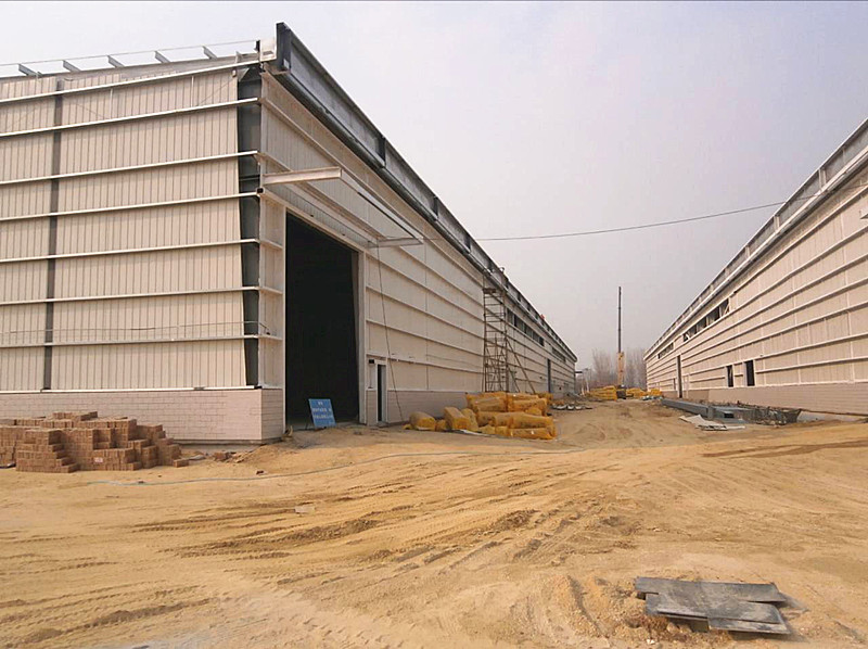 Light Steel Structure Manufacture Center